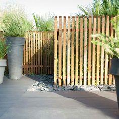 Pergola Garten Lounge - - - Pergola Walkway Attached To House - Long Pergola Patio Garden Types, Fence Design, Garden Design, White Pergola, Small Pergola, Pergola Attached To House, Modern Fence, Backyard Pergola, Pergola Plans