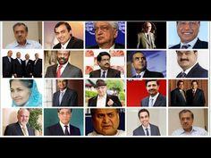 Top 10 Wealthiest  People In India 2015-Richest Indian Billionaires 2015