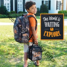 Hey, I found this really awesome Etsy listing at https://www.etsy.com/listing/193589741/boys-backpack-personalized-embroidered-8