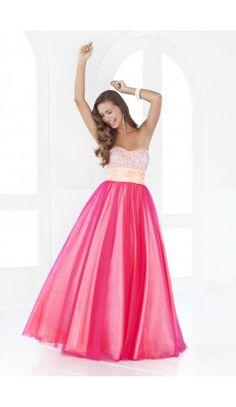 Maturitní šaty Blush
