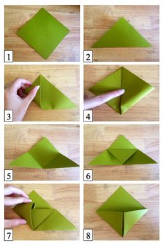 How To, How Hard, and How Much: How to Make Origami Monster Bookmarks!