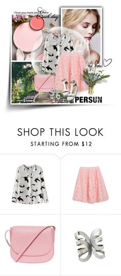 """Persun7"" by dzena-05 ❤ liked on Polyvore featuring Mansur Gavriel"
