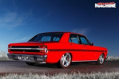 Classic Car News Pics And Videos From Around The World Australian Muscle Cars, Aussie Muscle Cars, American Muscle Cars, Custom Muscle Cars, Custom Cars, Car Ford, Ford Gt, Old School Cars, Ford Classic Cars