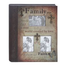 Photo Book-style Photo Frame Wall Decor