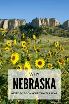 Why Nebraska Needs to Be on Your Travel Radar-Kids Are A Trip #ad