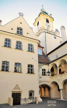 Old town,Bratislava, Slovakia