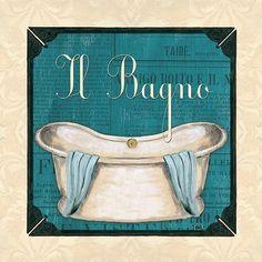 Italianate Bath (Debbie DeWitt)