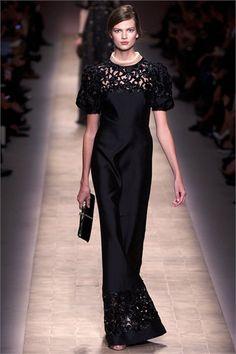 Valentino SS2013, Paris Fashion Week