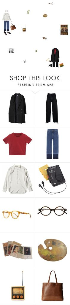 """labor is entitled to all it creates"" by monastic ❤ liked on Polyvore featuring Les Prairies de Paris, RE/DONE, Westinghouse, MANGO, Illesteva, Yves Saint Laurent, Monet, Areaware, SOREL and Comme des Garçons"