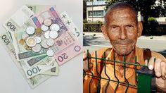 Ukraińcy polskie emerytury