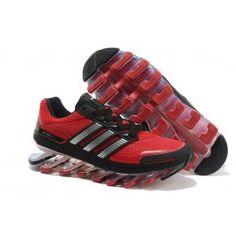 Nye Ankomst Adidas Springblade Drive Rød Sølv Sort Dame Sko Skobutik | Adidas Springblade V1 Skobutik Til Salg | Adidas Skobutik Billige | denmarksko.com
