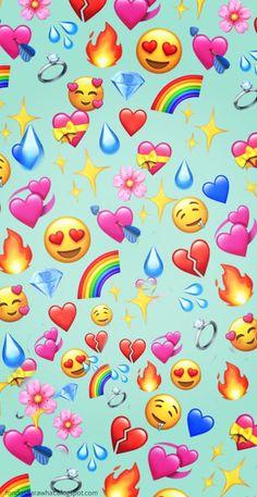 Emoji Wallpaper Iphone, Glitch Wallpaper, Funny Phone Wallpaper, Rainbow Wallpaper, Mood Wallpaper, Aesthetic Pastel Wallpaper, Iphone Background Wallpaper, Cartoon Wallpaper, Wallpaper Desktop