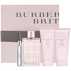 Burberry - Burberry Brit Sheer...light, sweet, and elegant