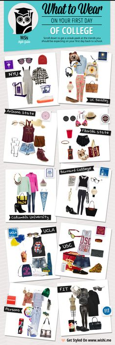 WiShi style experts predict what's to come this Fall on your college campus.