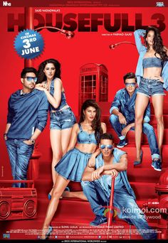 Housefull 3 (2016) Full Movie HD 720p Free Download