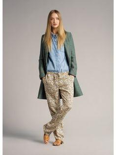 ba-sh S/S 13 - GEORGES coat - STELLA shirt - IRENE pants