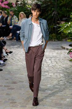 Hermès Spring 2019 Menswear Paris Collection