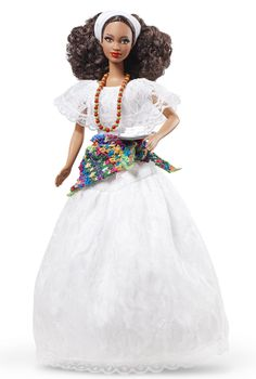 Brazil Barbie Doll - Dolls of the World - South America Collectible Doll   Barbie Collector