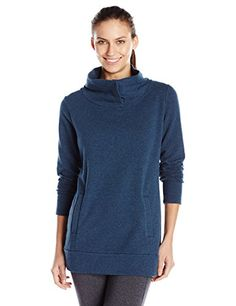 Lucy Womens Journey Within Pullover Poseidon Heather XS -- Read more reviews of the product by visiting the link on the image.