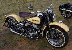 vintage harley motorcycles -1944