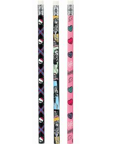 Monster High Pencil Favours