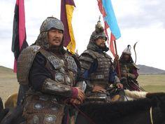 Golden Horde warriors
