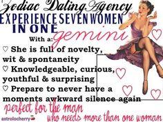 Zodiac Dating Agency: the Gemini Woman Sign Description Mars In Pisces, Neptune In Scorpio, Venus In Pisces, Sun In Taurus, Moon In Aquarius, Taurus And Gemini, Gemini Facts, Gemini Zodiac, Zodiac Facts