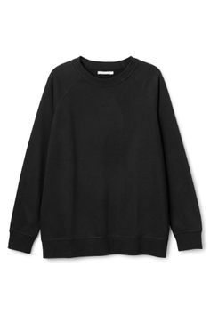 Weekday image 3 of Saturday Peached Sweater in Black