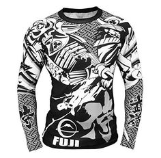 Fuji Sport's reputation in and dedication to martial arts is truly refelcted in the Musashi rash guard. This rash guard is a tribute to the famed samurai Miyamoto Musashi....
