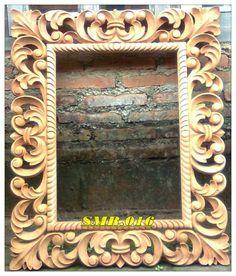 Satu lagi product andalan kami adalah Mirror atau Cermin yang indah nan cantik,  sengaja kami tidak finishing karna kami akan finishing s...