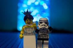 Darth Vader getting married