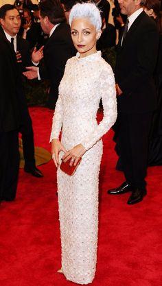 Nicole Richie in Topshop - Met Ball 2013