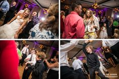 FLE gets EVERYBODY moving on the Dance Floor!  A Belhurst Castle Wedding | Wedding Photography in New Jersey  Fingerlakes Entertainment MC Jason Brewer. #fledj