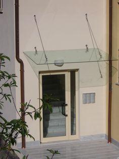 tettoia in cristallo 88.4 Sanremo