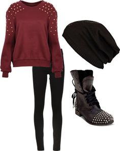 50+ Cute Fall & Winter Outfit Ideas 2017  - Are you looking for something heavy to wear? Do you want new fall and winter outfit ideas to try in the next year? In the fall and winter seasons, the... -  fall-and-winter-outfit-ideas-2017-68 .