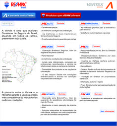 Layout Hot Site REMAX (Página inicial).
