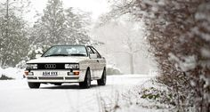Cars we love: Audi quattro | Classic Driver Magazine