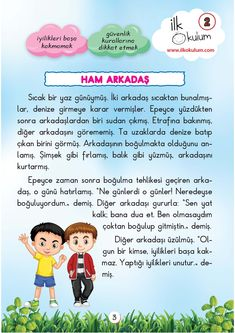Learn Turkish Language, Math For Kids, Grade 1, Education, Learning, Educational Illustrations, Onderwijs, Teaching, Studying