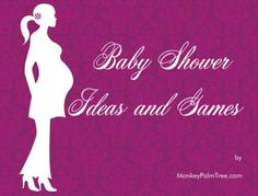 Baby shower games and ideas - Some of these are actually really good ideas!