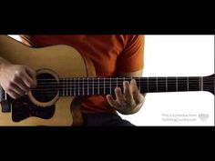 ▶ Raise 'Em Up - Guitar Lesson and Tutorial - Keith Urban & Eric Church - YouTube