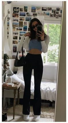 Indie Outfits, Teen Fashion Outfits, Retro Outfits, Cute Casual Outfits, Vintage Outfits, Summer Outfits, Girl Outfits, Fashion Hacks, Simple Edgy Outfits