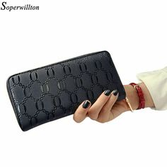 Find More Wallets Information about Soperwillton Brand New 2016 Women's Purse Long Style Women's Leather Wallet  PU Clutch Wallets Bags Female Lady Girl #W101 116,High Quality bag soccer,China bag awning Suppliers, Cheap bag non from Soperwillton Brand Store on Aliexpress.com