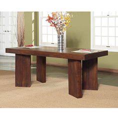 $660.99 Ranna Solid Mango Wood Dining Table
