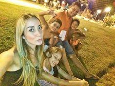 Hoje ainda teve passeio no parque com eles...  #família #passeio #amor #lindos #diversao #crianças #anapolis #irmaos #sobrinhos #sobrinhoslindos #amordemais by evelynrdguedes http://ift.tt/1WSyH9S