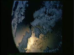 Indian Ocean/SunglintGold 1985  Indian Ocean/SunglintGold Sts51G-47-93 Indian Ocean/SunglintGold NASA (Unspecified Center)  STS51G-47-93via ntrs.nasa.gov