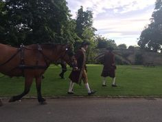 Kevin Jackson ‏@kevinnjackson  · Aug 18   Nice day for filming a fight scene in the 19th Century #Outlander