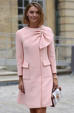 Paris Fashion Week spring/summer 2017 street style