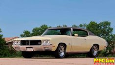 1970 Buick Gs Stage 1 - Status: Highest Bid ($74,000) at Kissimmee 2020 (Mecum) - Throddal Rear Ended, Manual Transmission, Buick, Muscle Cars, Stage, Exterior, The Originals, Skylark, Dallas