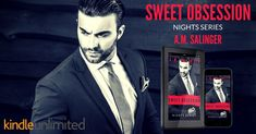❤❤❤ SWEET OBSESSION is live and available in Kindle Unlimited! ❤❤❤ Woohoo! So thrilled to finally share Luke and Ash's story with you! 😆😍  Amazon ➜ http://www.amsalinger.com/jjza Add it to Goodreads ➜ https://buff.ly/2HAmnq5