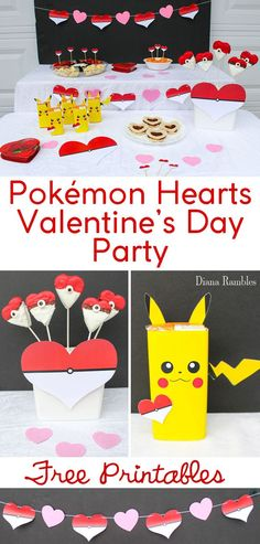 Pokémon Valentine